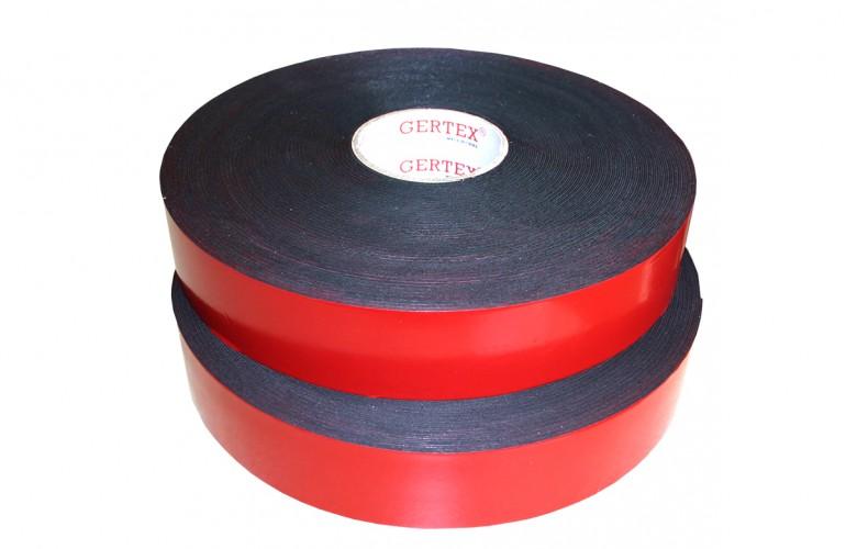 Çift Taraflı Köpüklü Bant (Kırmızı-Liner) GERTEX